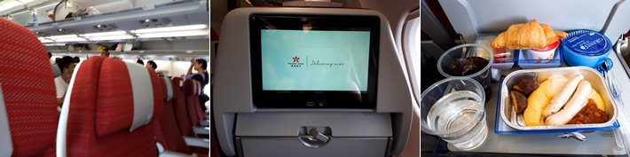 hongkong airlines economy class