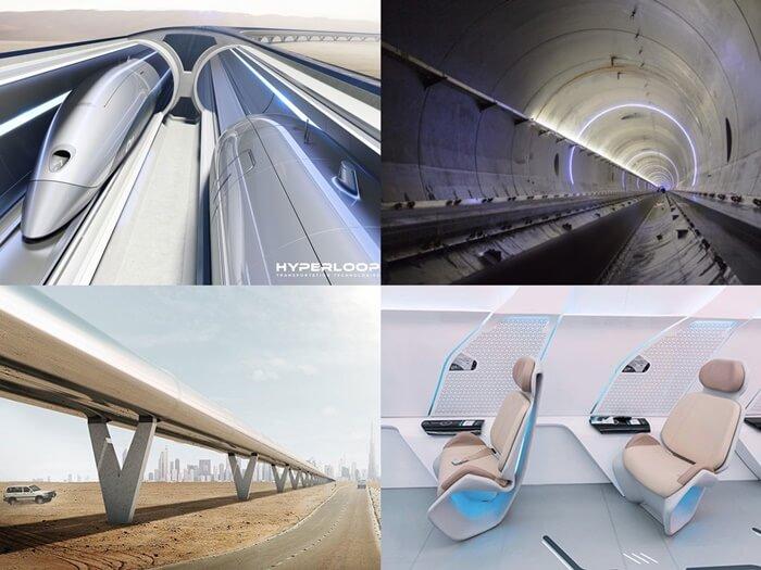Hyperloop_Dubai ไฮเปอร์ลูป ดูไบ