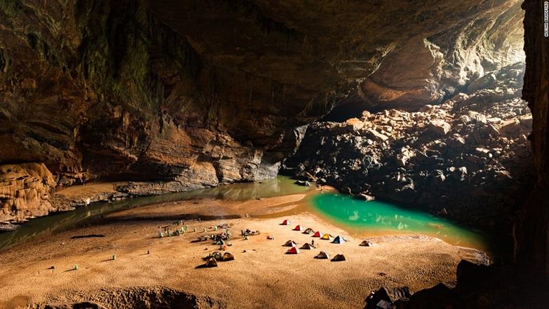 Hang Son Doong, Vietnam, ถ้ำที่ใหญ่ที่สุดในโลก