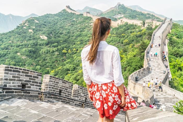 เที่ยวสถานที่ยอดฮิตติดแลนด์มาร์ก กำแพงเมืองจีน